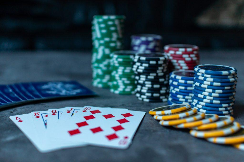 Thou Shall Not Gamble