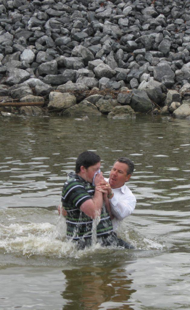 Outside Baptism